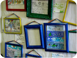 Pictures at an Exhibition - After school arts literacy program
