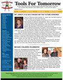 TFT Newsletter - Fall 2012